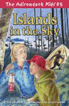 Islands in the Sky - Book #5 of the Adirondack Kids