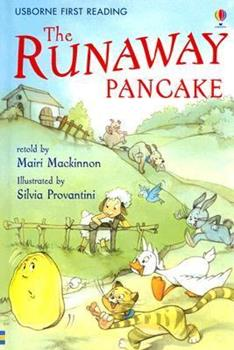 Hardcover The Runaway Pancake Book
