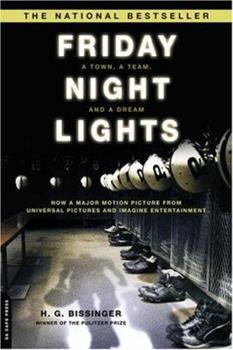 Paperback Friday Night Lights Book