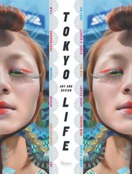Hardcover Tokyolife: Art and Design Book