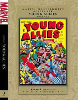 Marvel Masterworks: Golden Age Young Allies, Vol. 2 - Book #177 of the Marvel Masterworks