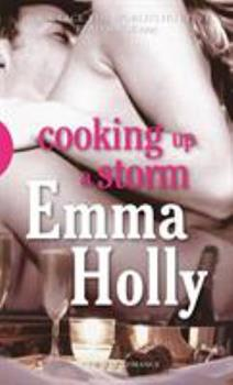 Cooking Up A Storm (Black Lace) 0352341149 Book Cover