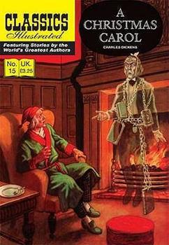 Paperback A Christmas Carol Book