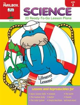 Lifesaver Lessons - Science 1562342436 Book Cover