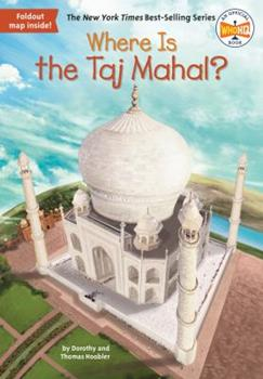 Where Is the Taj Mahal? 0399542140 Book Cover