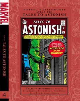 Marvel Masterworks: Atlas Era Tales to Astonish, Vol. 4 - Book #174 of the Marvel Masterworks