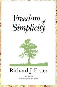 Paperback Freedom of Simplicity Book