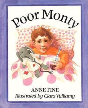 Poor Monty 0395604729 Book Cover
