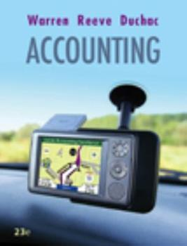 Hardcover Accounting Book