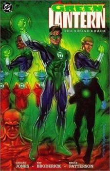 Green Lantern: The Road Back - Book  of the Green Lantern #Hal Jordan vol. 2