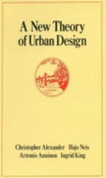 Hardcover A New Theory of Urban Design Book