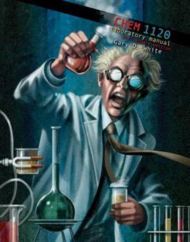 Spiral-bound CHEM 1120 Laboratory Manual Book
