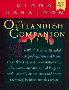 The Outlandish Companion 0385324138 Book Cover
