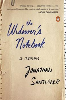 The Widower's Notebook: A Memoir 0143132490 Book Cover