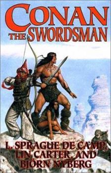 Conan the Swordsman - Book  of the Conan the Barbarian