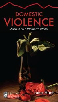 Domestic Violence: Assault on a Woman's Worth - Book  of the Hope for the Heart