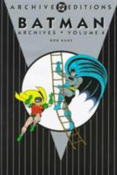 Batman Archives, Vol. 4 - Book  of the DC Archive Editions
