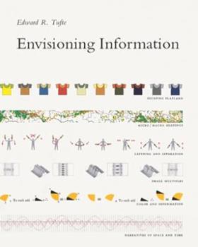 Paperback Envisioning Information : PAPERBACK Book