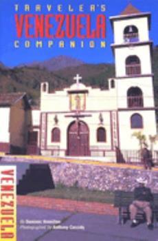 Traveler's Companion: Venezuela 0762703644 Book Cover