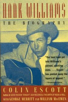 Paperback Hank Williams: The Biography Book