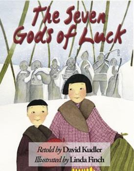 The Seven Gods of Luck 0395788307 Book Cover