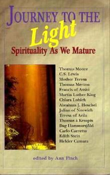 Paperback Journey to the Light: Spirituality as we Mature Book