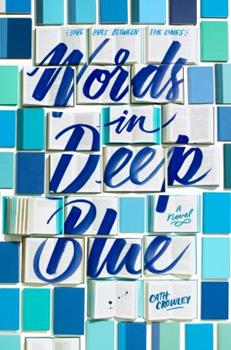 Words in Deep Blue 1101937645 Book Cover