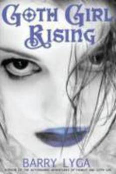 Goth Girl Rising 0547403089 Book Cover