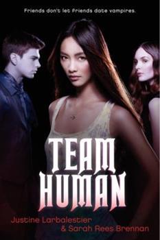 Team Human 006208965X Book Cover