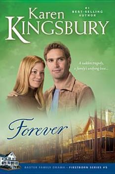 Paperback Forever (Firstborn Series-Baxter 2, Book 5) Book