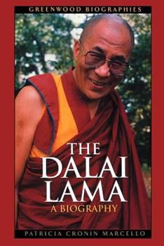The Dalai Lama: A Biography - Book  of the Greenwood Biographies