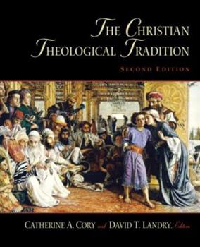 Paperback The Christian Theological Tradition Book