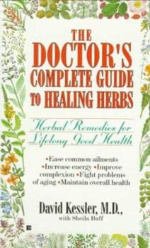 The Doctor's Complete Guide to Healing Herbs 0425153428 Book Cover