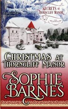 Paperback Christmas at Thorncliff Manor Book