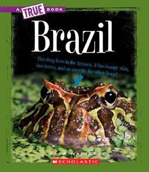 Paperback Brazil (True Books) Book