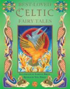 Hardcover Best-Loved Celtic Fairy Tales Book