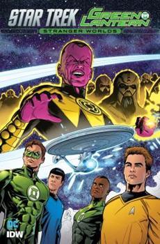 Star Trek/Green Lantern: Stranger Worlds - Book  of the Star Trek/Green Lantern: Stranger Worlds