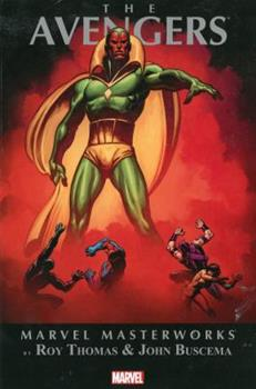 Marvel Masterworks: The Avengers Vol. 70 Variant Edition - Book  of the Avengers 1963-1996 #278-285, Annual