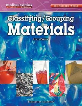Paperback Classifying/Materials Book