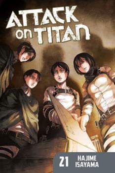 Paperback Attack on Titan, Vol. 21 Book