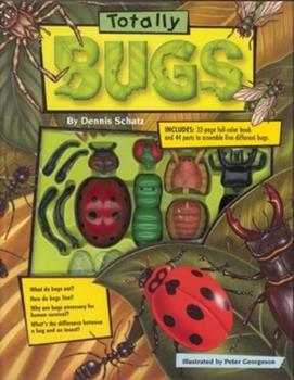 Paperback Totally Bugs Book