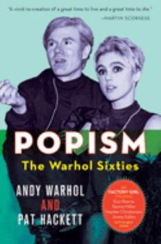 POPism: The Warhol Sixties 0156031116 Book Cover