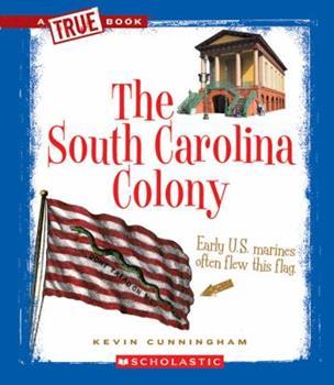 Paperback The South Carolina Colony Book