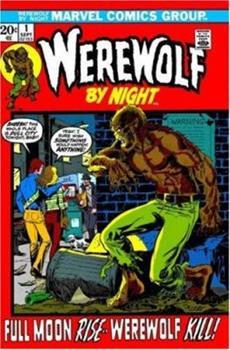 Essential Werewolf By Night Volume 1 TPB (Essential) - Book  of the Essential Marvel