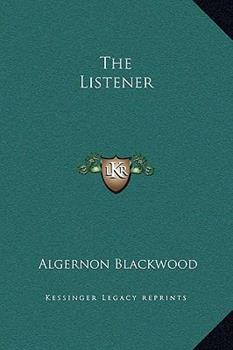 Hardcover The Listener Book