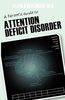 Paperback A Parent's Guide to Attention Deficit Disorder [Large Print] Book