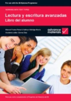 Paperback Lectura Y Escritura Avanzadas Student's Book [Spanish] Book