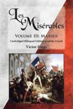 Les Miserables Tome III: Marius 2845950136 Book Cover