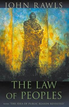 The Law of Peoples 0674005422 Book Cover