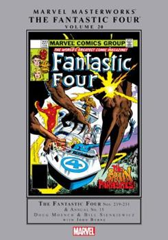 Marvel Masterworks: The Fantastic Four, Vol. 20 - Book #264 of the Marvel Masterworks